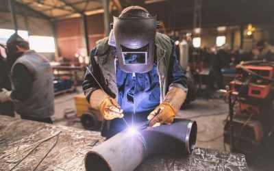 The Important Role That Welding Helmets Played in Nation Building